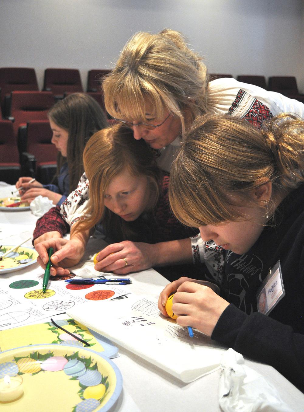Free Arts & Crafts Workshops