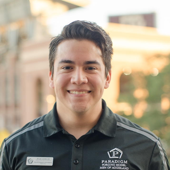 "Matthew Pineda '18 Service Chair Hometown:San Antonio, TX Major: Environmental Studies Involvement: NSLS Undergraduate Research Favorite Quote:""Know where you came from. Know where you are. Know where you want to be"""