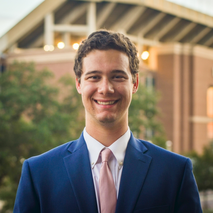 """Eric Santen '18 President Hometown: Clear Lake City, TX  Major: Mechanical Engineering Involvement: Aggie Fish Club Fish Camp FBI Undercover Agent Favorite Quote:""""Give me an Army of West Point graduates and I'll win a battle... Give me a handful of Texas Aggies and I'll win a war."""" ― George S. Patton Jr."""
