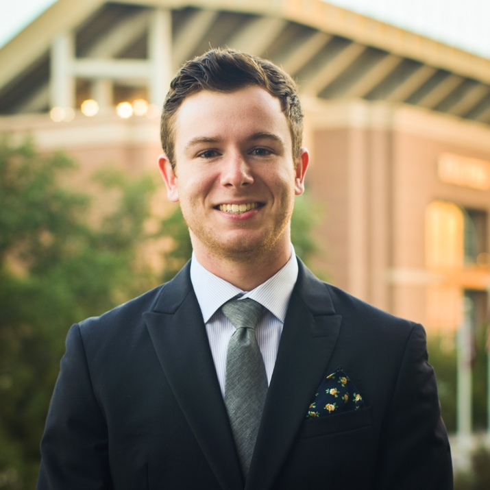 """Chase Darden '18    Vice President    Hometown: Carrollton, TX   Major: Biology   Involvement  :   Aggie Fish Club  Eagle Scout Pre-Pharmacy Society Disney Child Star   Favorite Quote:  """"If you're not scared, then you're not taking a chance. If you're not taking a chance, then what the hell are you doing anyway?"""" -Ted Mosby"""