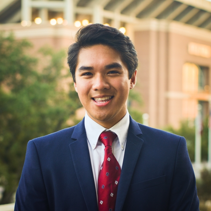 """John Ramos '18 Brotherhood Chair Hometown:Nacogdoches, TX Major:Industrial Distribution Involvement: Aggie Fish Club PAID Fish Camp TAMU Logies Favorite Quote:""""Opportunities will come and go, but if you do nothing about them, so will you."""" - Richie Norton"""