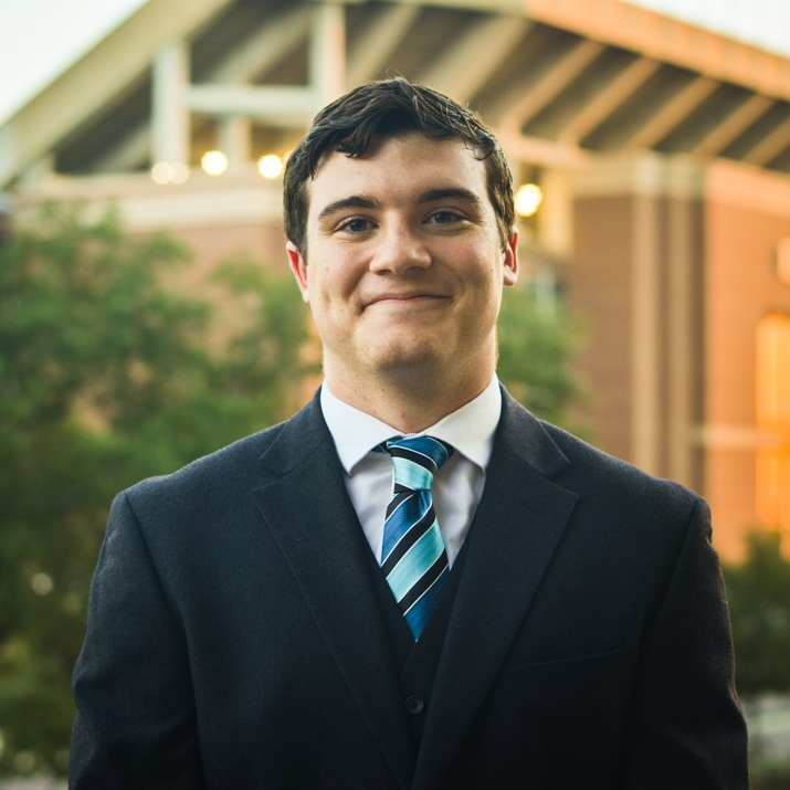 """Jacob Packard '19    Hometown: Dallas, TX   Major: Aerospace Engineering   Involvement:  Texas Conquest AIAA SpaceCRAFT MSC ALOT   Favorite Quote: """"You must be the change you wish to see in the world."""" - Mahatma Gandhi"""