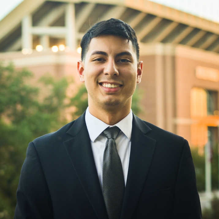 """Daniel Isaac '20    Hometown: Friendswood, TX   Major: Aerospace Engineering   Involvement:  Paradigm   Favorite Quote: """"Sometimes you will never know the value of a moment until it becomes a memory"""" - Dr. Suess"""