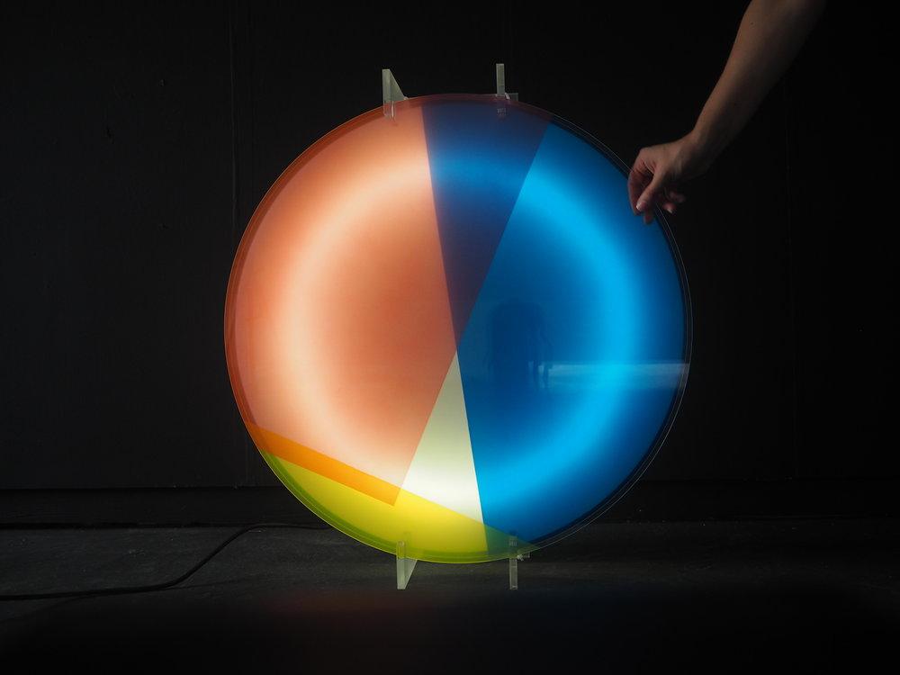 Visible Light | Product Design - lighting design |London (UK)