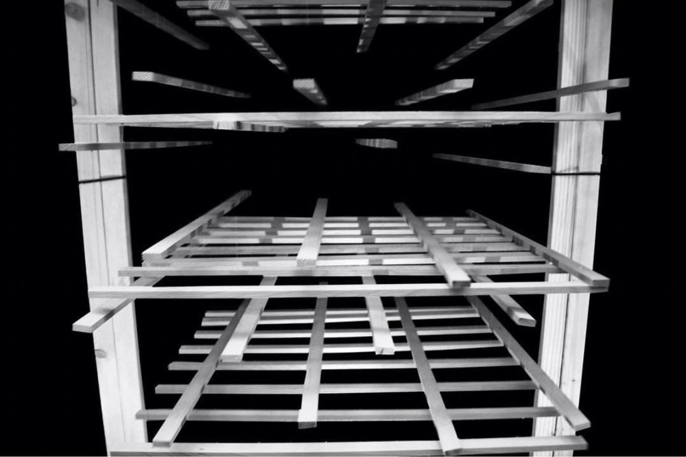 Kinetic machine | How do the clouds move? - Accademia di Architettura di Mendrisio (Switzerland)