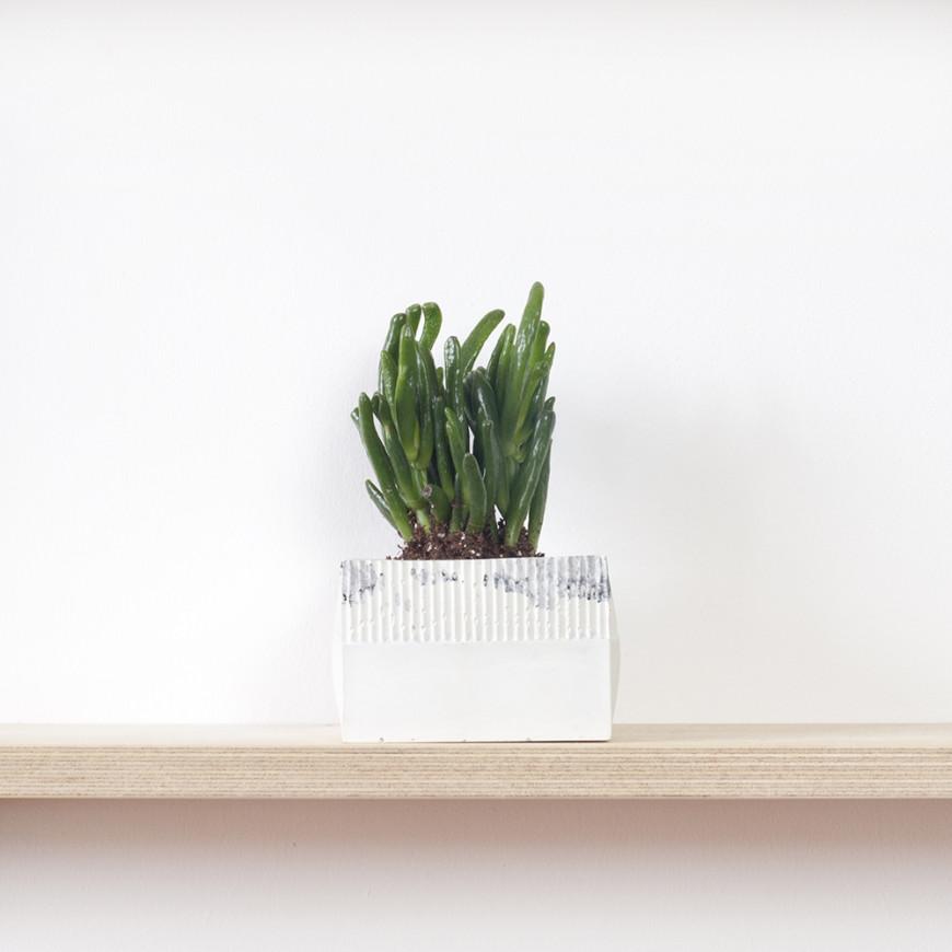 Plant Pot for SMUG | Product Design | London Design Festival 2016 - competition project | London (UK)