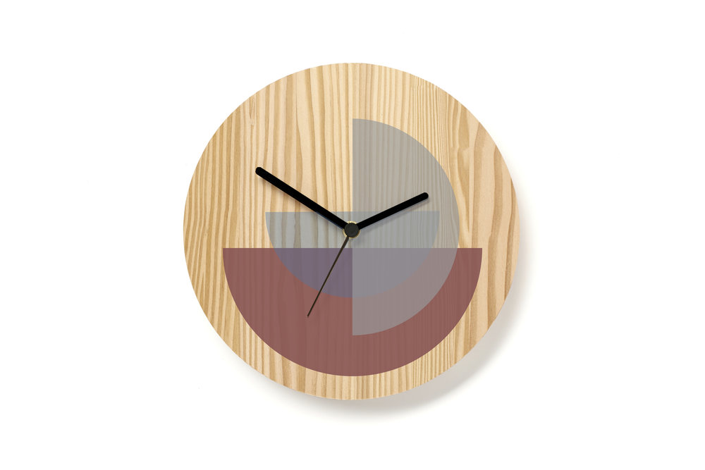 Clock design for ByShop-London | Product Design - competition project | London (UK)