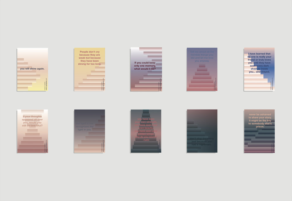 The Words That We Need | edition 3 | Colours of Positano (IT)
