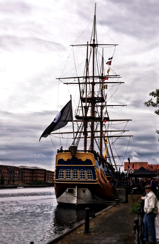 Stockton Pirate Festival took place on Saturday, 9 July