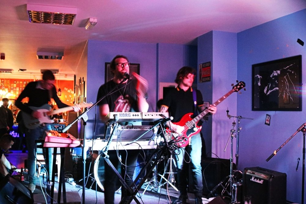 Lost State of Dance performing on the 4th of November 2016 at the Musiclounge