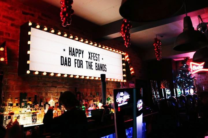 XFEST took place on the 30th of December 2016 at KU Bar in Stockton