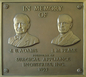 Surgical Appliance Industries Founders Image