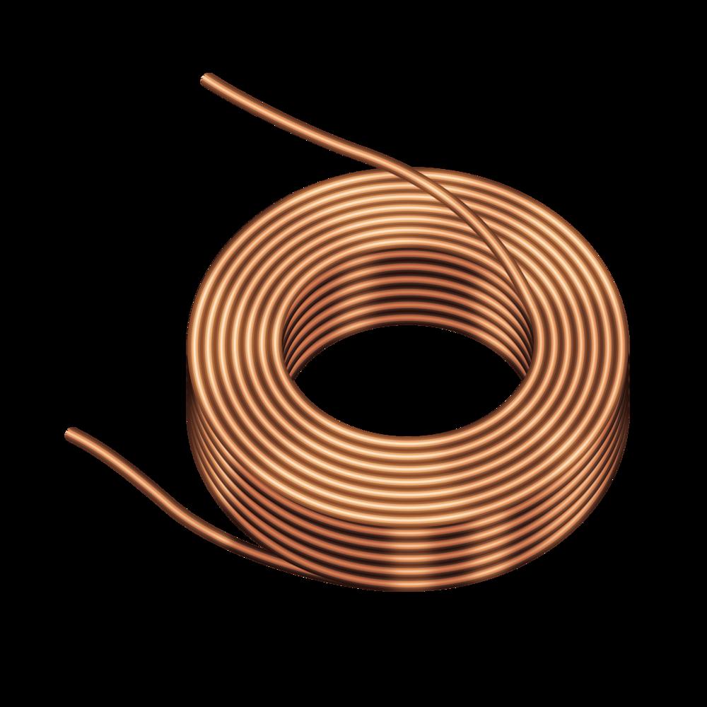 Bobbinless Coil