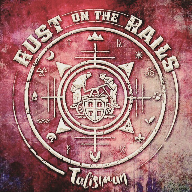 New album out today on iTunes, Spotify, Amazon a Music, etc! Would love to hear what you think!  #rustontherails #talisman #americanaussieroots