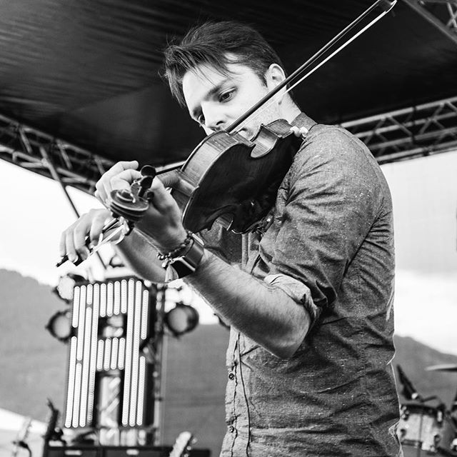 Our good friend @andrewjoslynmusic is bringing his string quartet to the Seasons Performance Hall in Yakima this Friday night to perform songs off of his new album. Not only has Andrew toured the world with Macklemore and recorded with huge pop stars all over the country, he also recorded all of the string arrangements for Rust on the Rails. He has an effortless ability to connect classical music with contemporary and is a cornerstone of the foundation of the Northwest music scene. We're excited to say that @codybeebe and @blakenoble and I will be joining him for a few songs off our album acoustically...... but we're also just excited to watch the show. If you don't have plans Friday night, do yourself a favor and grab a few tickets.