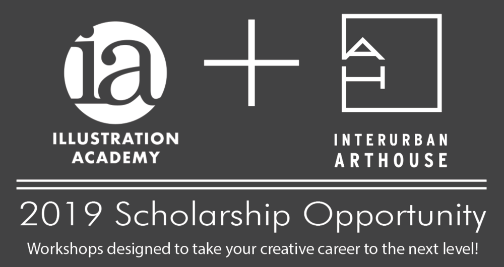 TO LEARN MORE ABOUT THE ILLUSTRATION ACADEMY PROGRAM, VISIT THEIR WEBSITE AT  https://www.theillustrationacademy.com