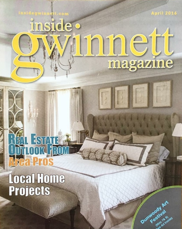 Inside Gwinnett Cover Page - April 2016