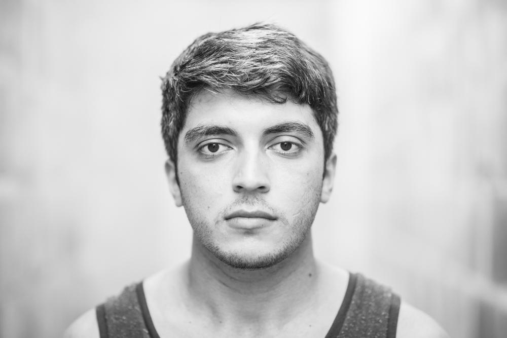 Khesrau Behroz, Dramaturg khesrau@thehuttoproject.com