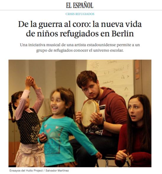 El Español: De la Guerra al Coro... - May 23rd, 2016