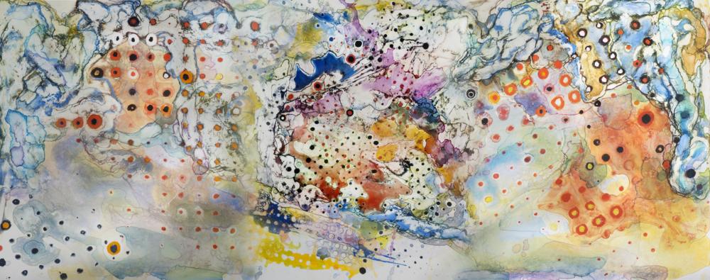 """Il Barone Rampante Series, #3, archival pigment print, 15 3/8"""" x 39"""", 2013"""