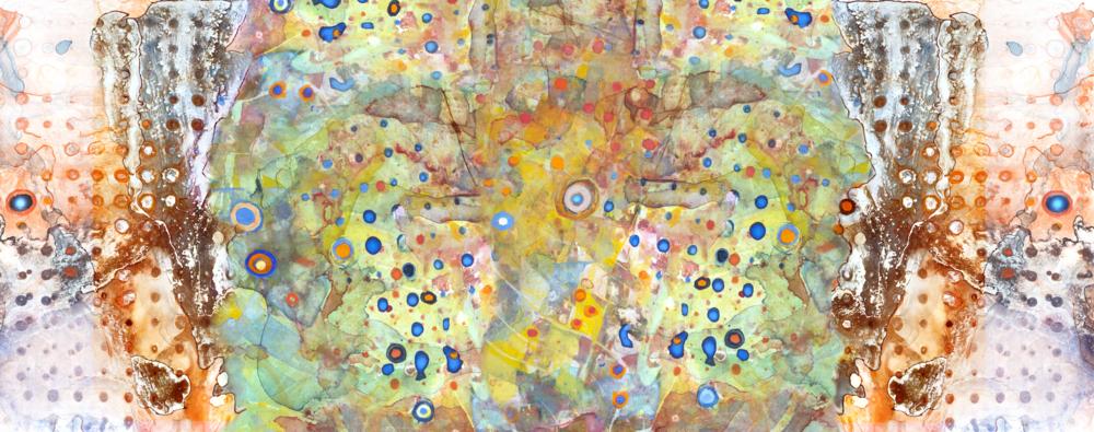 """Il Barone Rampante Series #6, archival pigment print, 15 3/8"""" x 39"""", 2013"""