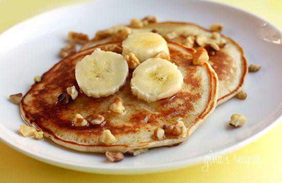 Banana Nut Pancake (V)