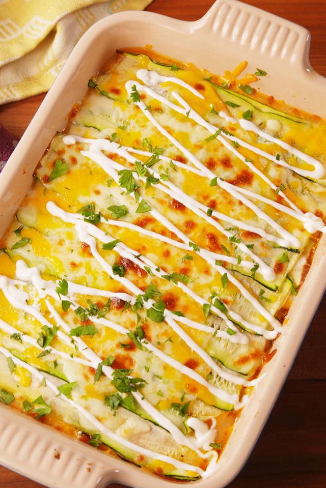 Taco Zucchini Lasagne