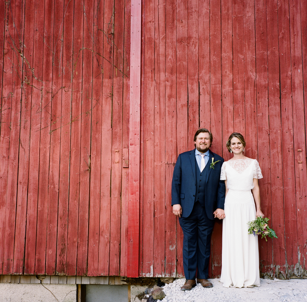 Ryder Farm's historic structures offer a dynamic variety of backdrops for event photography.