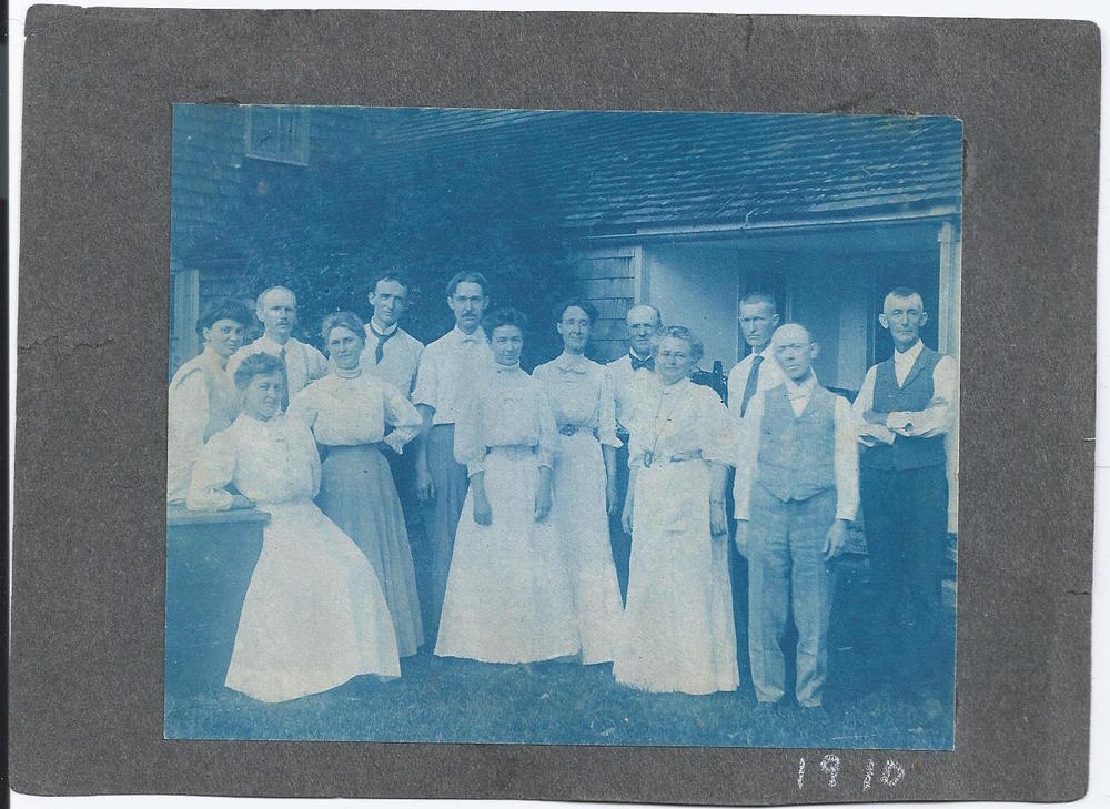 A Ryder Family Reunion, July 4th, 1910