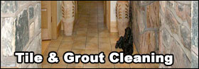 tile and grout floor care cleaning in gilbert arizona