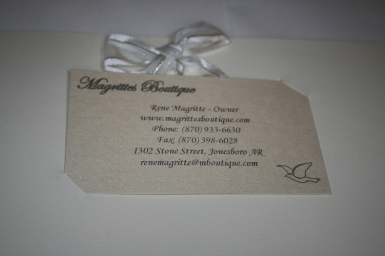 Print cecilia troxler graphic design magrittes boutique business card reheart Images