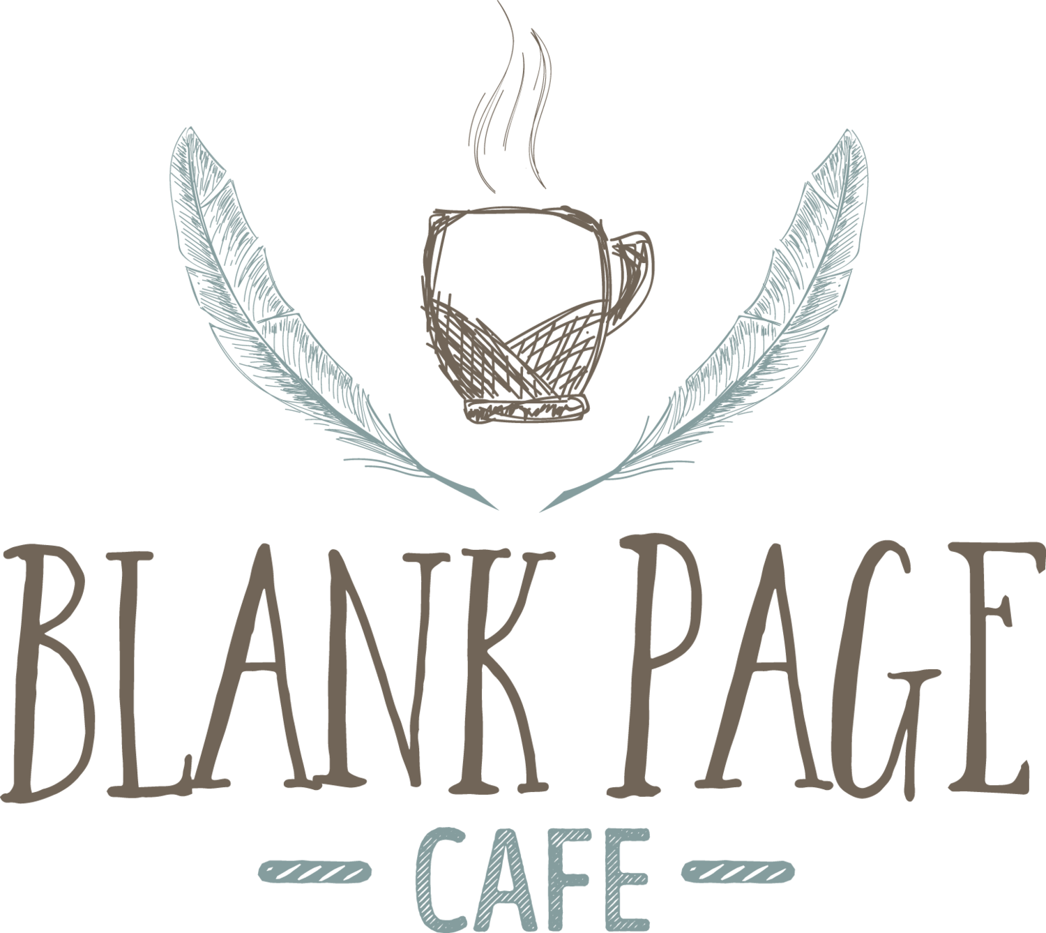 Blank Page Cafe