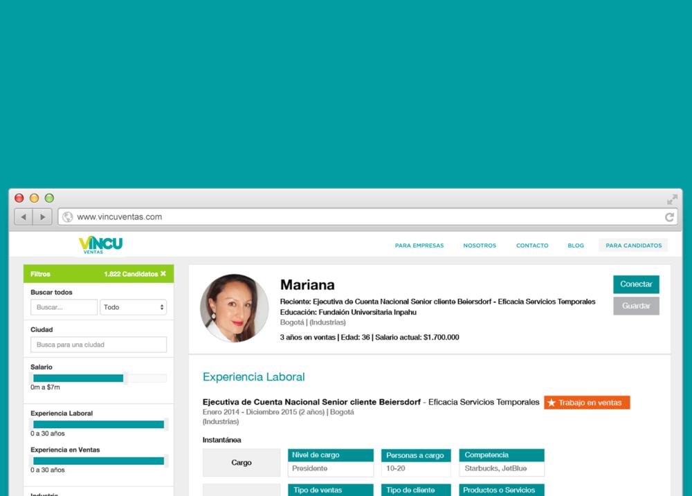 Encuentra el trabajo de tus sueños   El único portal de empleo especializado en ventas   Crear perfil gratis