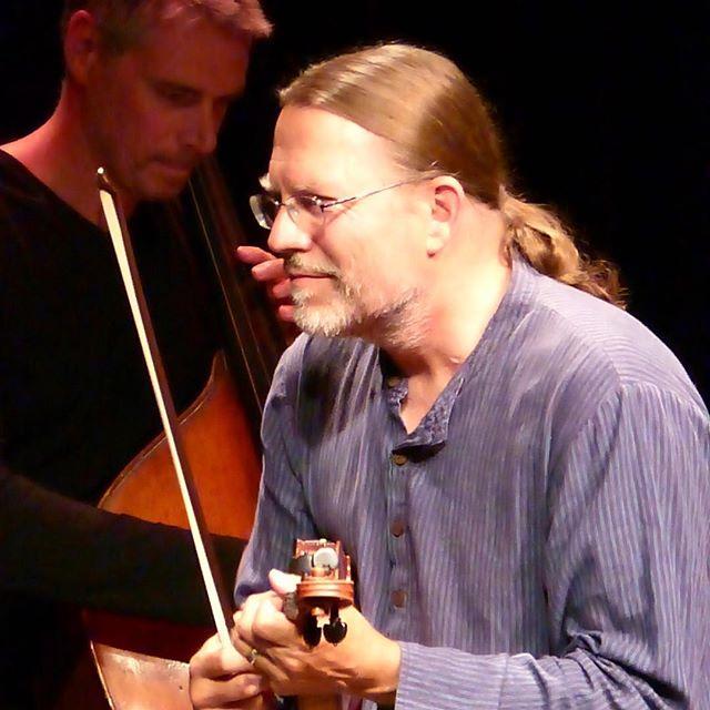 Randy Sabien at the TPAC