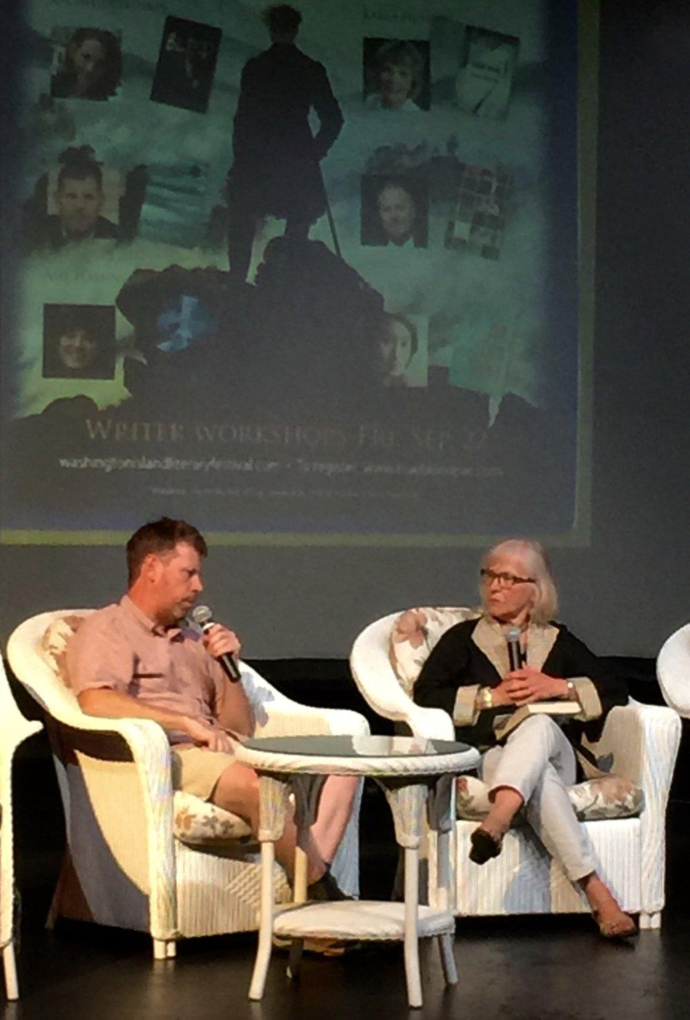 2017 WI Literary Festival - Dan Egan