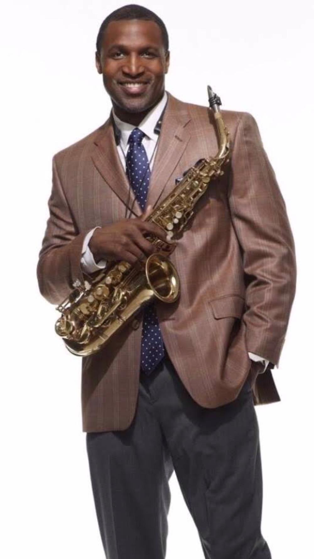 Saxophone Randy Ellis
