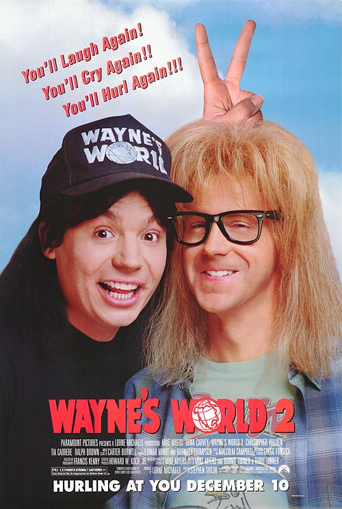Waynes world II movie poster.jpg