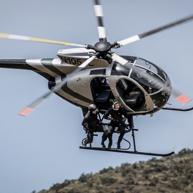 Swat team assemble! #md500 #swat #ipullpitch #helicopter #aerialfilming