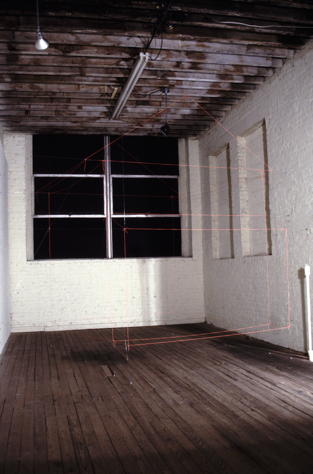 (installation view, left side)