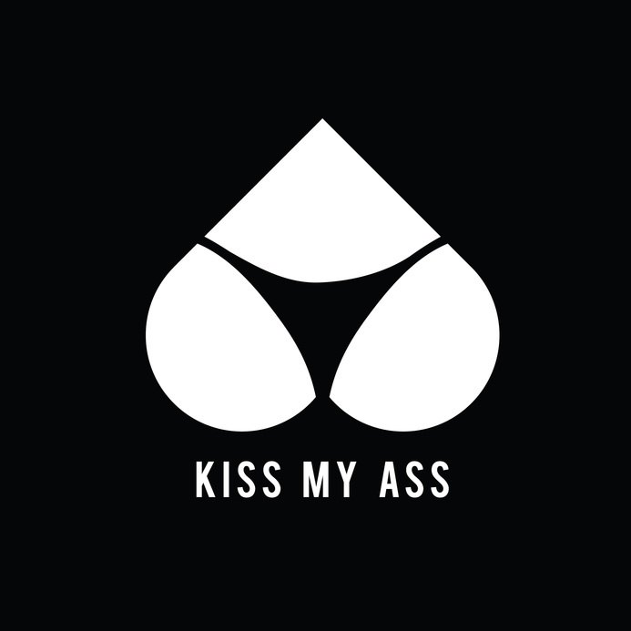 Just kiss it!
