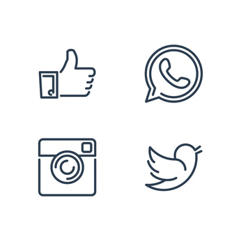 Social media icons black and white.png