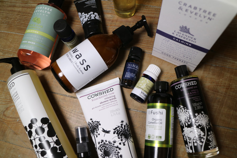 COW SHED, CRABTREE & EVELYN, WASS SKIN AND DIY SKINCARE HAUL
