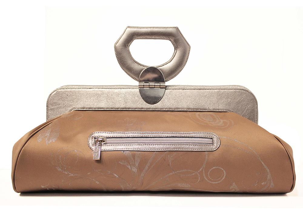 unikatna torbica iz tekstila