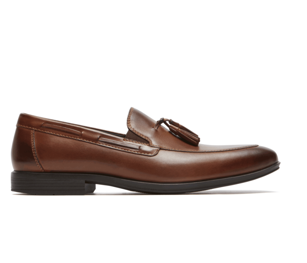 Style Connected Tassel Loafer