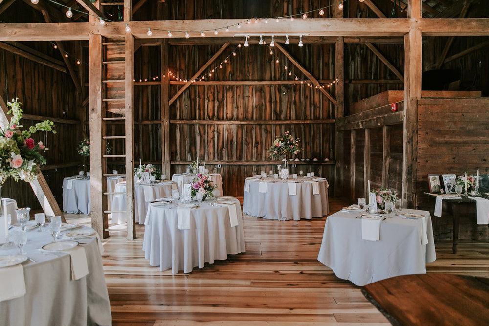 The Barn at Wolf Creek