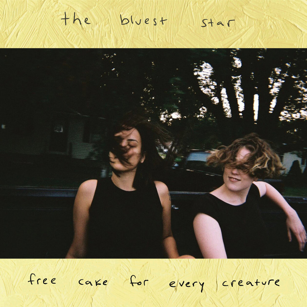 Free Cake for Every Creature released its latest album,  The Bluest Star,  through Brooklyn-based record label Double Double Whammy on Aug. 3. Album art owned by Free Cake for Every Creature.