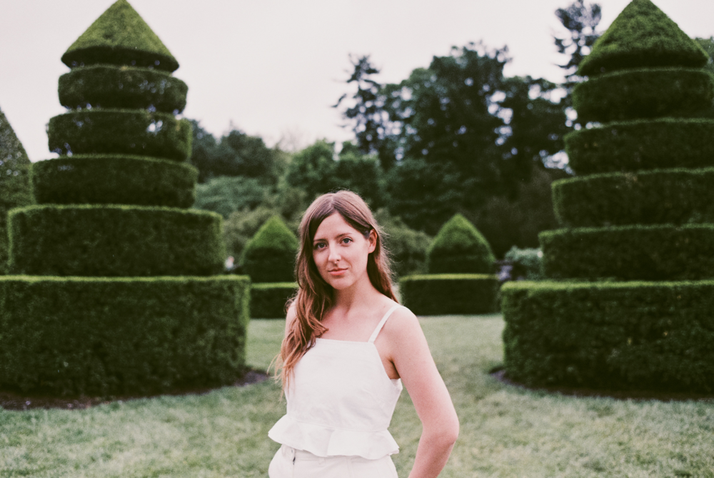 Molly Burch released her sophomore album  First Flower  through Captured Tracks this October. The artist is currently on tour in promotion of the new album.  Photo provided by Burch.
