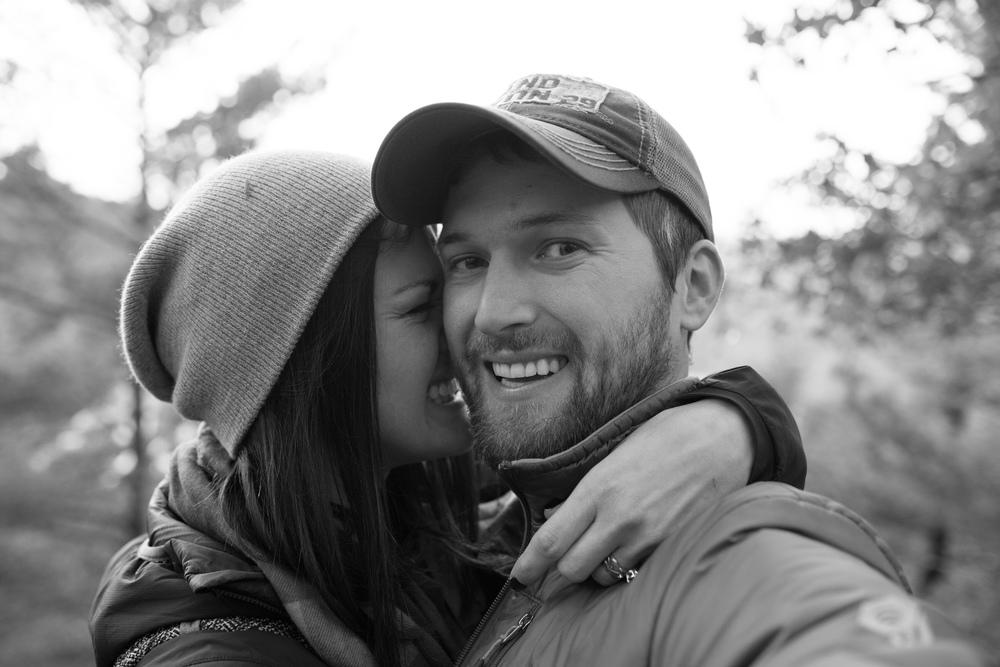 Nate and Anna Castner