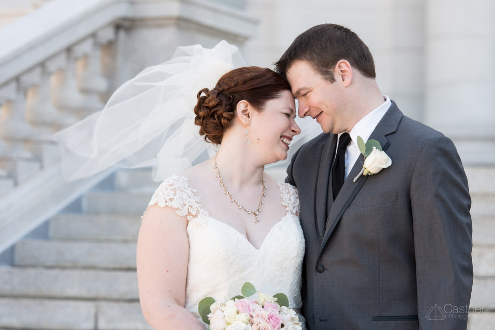 downtown madison wedding