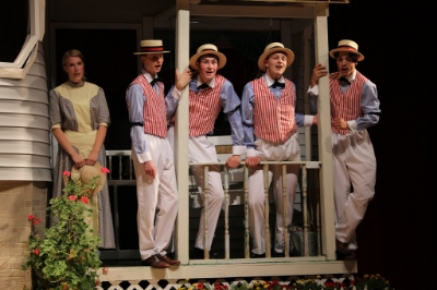 The Music Man - 2011